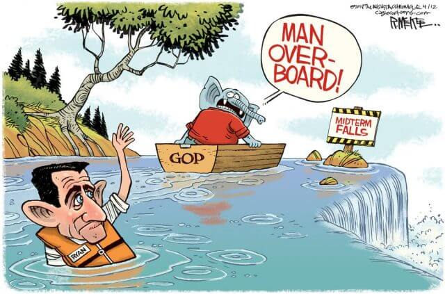Phil-Hands Political-Cartoon-Man-Overboard